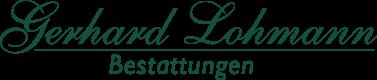 Gerhard Lohmann Bestattungen in Garstedt, Winsen und Nordheide